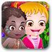 可爱宝贝非洲之旅