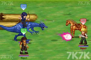 《英雄大作战V0.7终极无敌版》游戏画面9