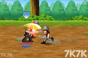 《英雄大作战V0.7终极无敌版》游戏画面3