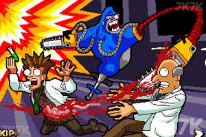 《电锯金刚》游戏画面8
