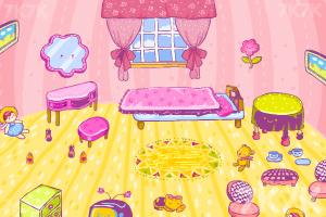 《可爱房间摆设》游戏画面1