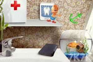 《小婴儿逃出卫生间》截图5