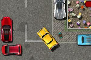 《小镇出租车》游戏画面2