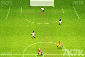 《欧洲冠军联赛》游戏画面5