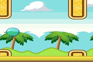 《飞翔的泡泡》游戏画面1