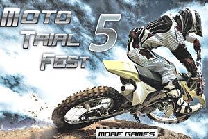 《极品越野摩托5》游戏画面1