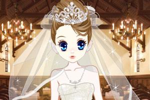《森迪公主婚纱秀》游戏画面1