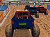 3D大脚车赛车
