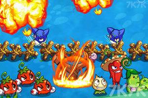 《燃烧的蔬菜2电脑版》游戏画面4