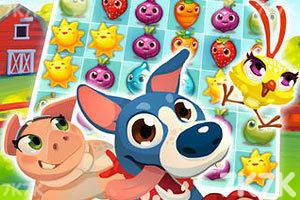 《农场英雄传奇电脑版》游戏画面1