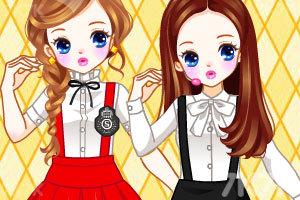 《可爱短裙》游戏画面3