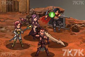 《地狱英雄之战》游戏画面2