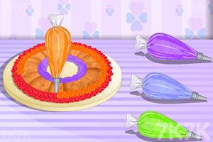 《复活节七彩蛋糕》截图4