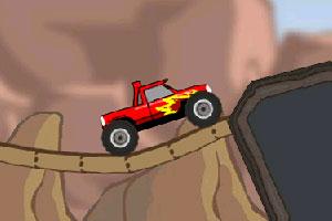 《卡车的历练》游戏画面1