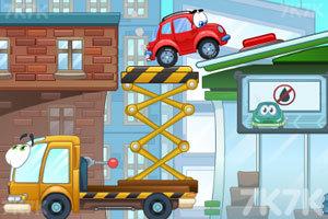 《小汽车总动员3》游戏画面1