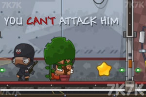 《大盗越狱》游戏画面7