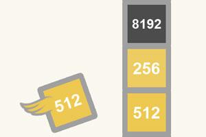 《Flappy2048》游戏画面1