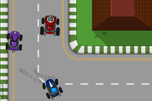 《迷你卡丁车大赛》游戏画面3