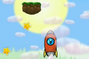 《火箭摘星星》游戏画面1