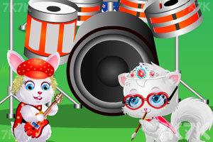 《可爱宝贝宠物派对》游戏画面4