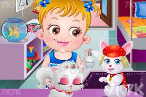 《可爱宝贝宠物派对》游戏画面9