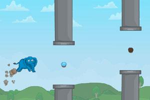 《飞天小象》游戏画面1