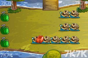 《水果保卫战2无敌版》截图3