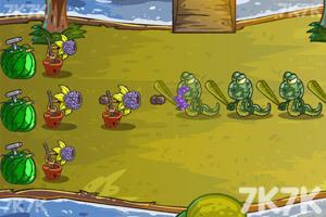 《水果保卫战2无敌版》截图4