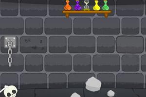 《古堡逃离》游戏画面1
