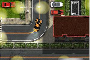 《跑车停车场》游戏画面1