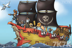 《海上生死战2》游戏画面1