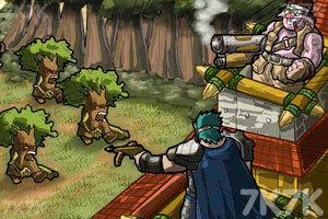 《进击的战士》游戏画面3