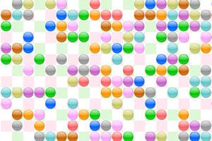 《彩色打豆豆》游戏画面1