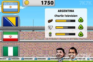 《决战巴西世界杯》游戏画面4