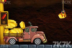 《采矿运输车》游戏画面4
