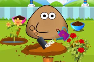 《土豆君的花园》游戏画面1