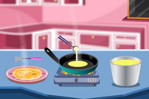 《抹茶巧克力千层蛋糕》游戏画面1