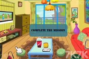 《全家大扫除》游戏画面2