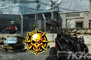 《金枪暴力街区8》游戏画面1
