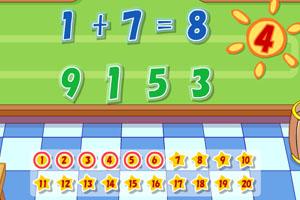 《快乐的数学课堂》截图1