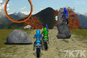《摩托车拉力赛》游戏画面3