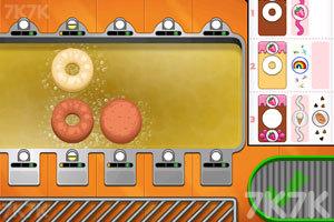 《老爹甜甜圈店》截图1