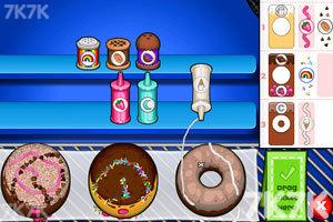 《老爹甜甜圈店无敌版》游戏画面6