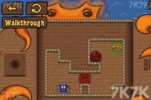 《悲催的章鱼》游戏画面4