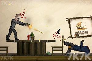 《黑客帝国大乱斗》游戏画面4