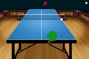 乒乓球对决