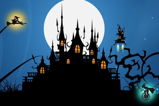 《暗夜女巫》游戏画面1