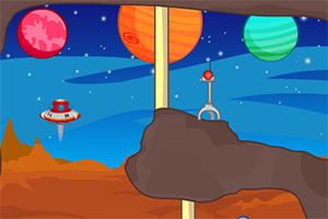 《UFO空间站》游戏画面1