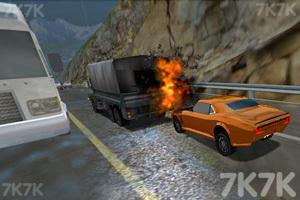 《极品飞车在线玩》游戏画面1