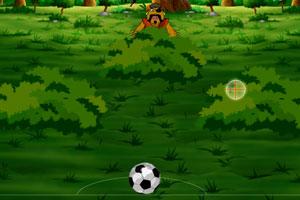 《足球踢坏蛋》游戏画面1